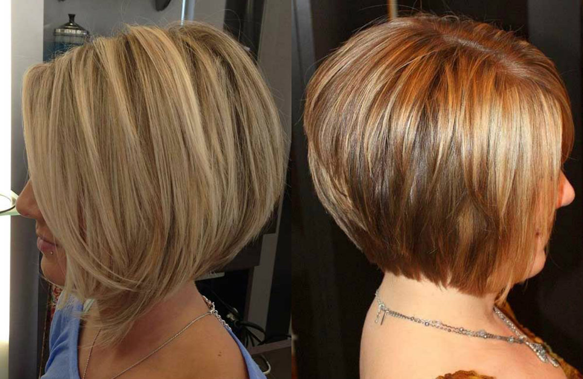 Pleasant Iconic Stacked Bob Haircuts For The Most Stylish Ones Hairstyles Hairstyle Inspiration Daily Dogsangcom