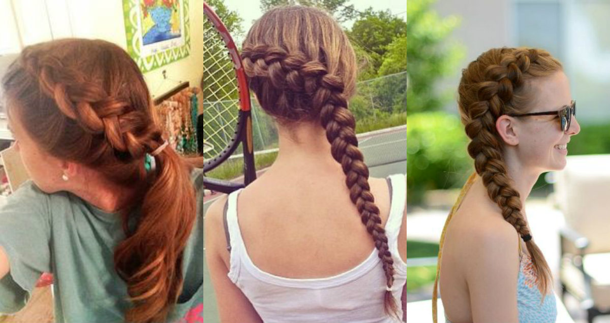 Pleasant Dutch Braids Hairstyles Ideas To Inject You Some Romance Hairstyles For Men Maxibearus