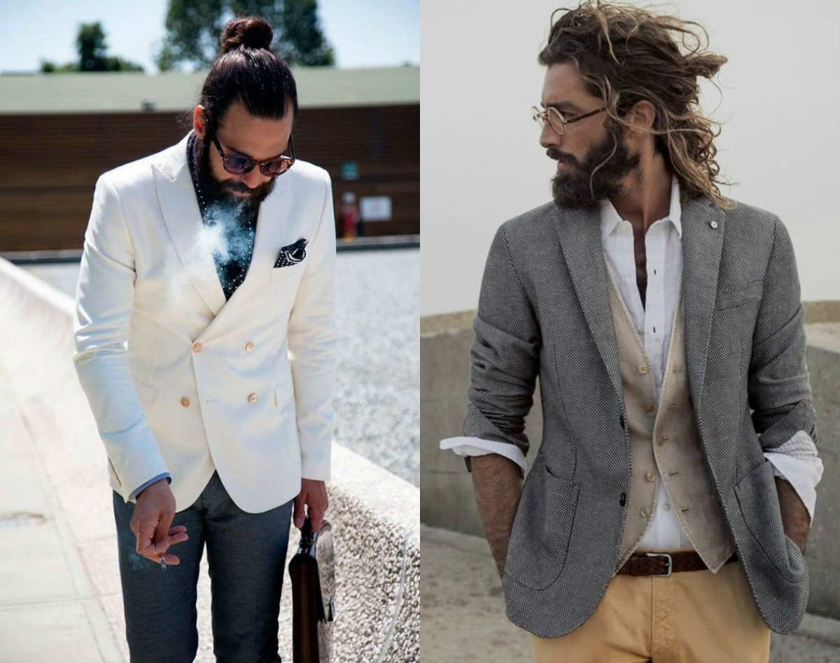 Street Style Top Knots For Men To Change Your Perception Of Style Hairstyles Haircuts And