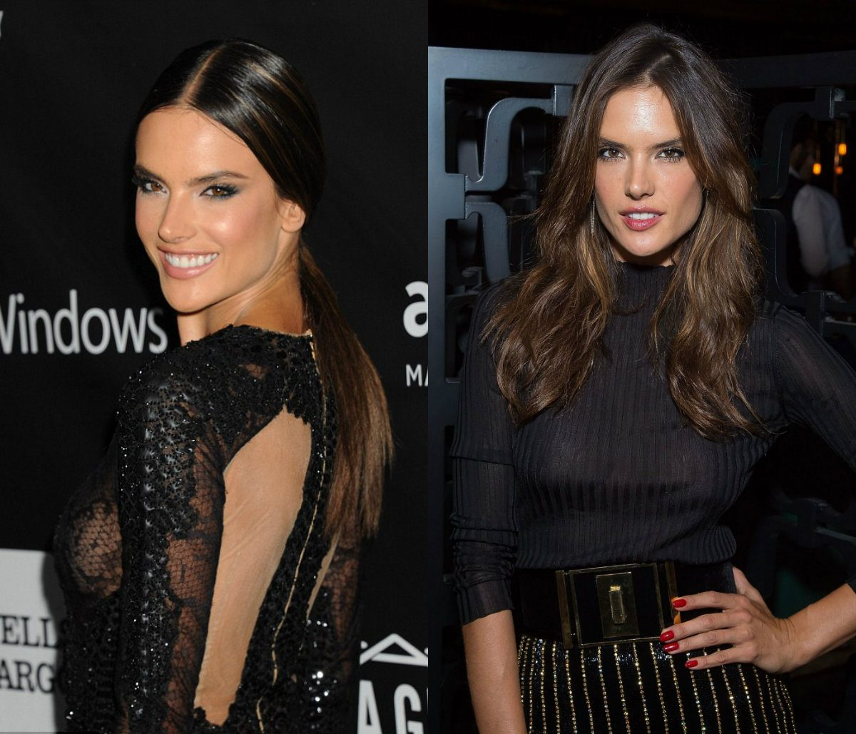 Famous Celebrity Brunettes From Jet Black To Soft Honey Brown