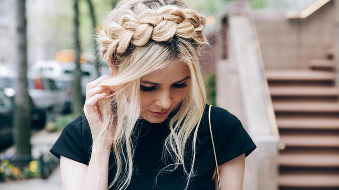 autumn braids hairstyles for the warmest looks