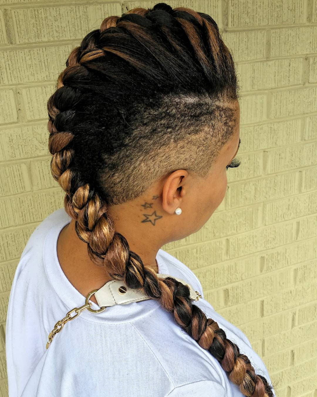 Miraculous Amazing African Goddess Braids Hairstyles Hairdrome Com Hairstyles For Women Draintrainus