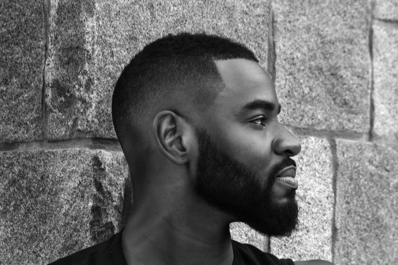 beards and brutal fade haircuts 2017