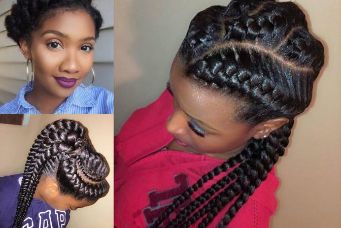 best-african-goddess-braids-hairstyles