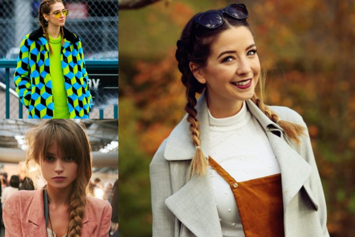 best autumn braids hairstyles 2016-2017