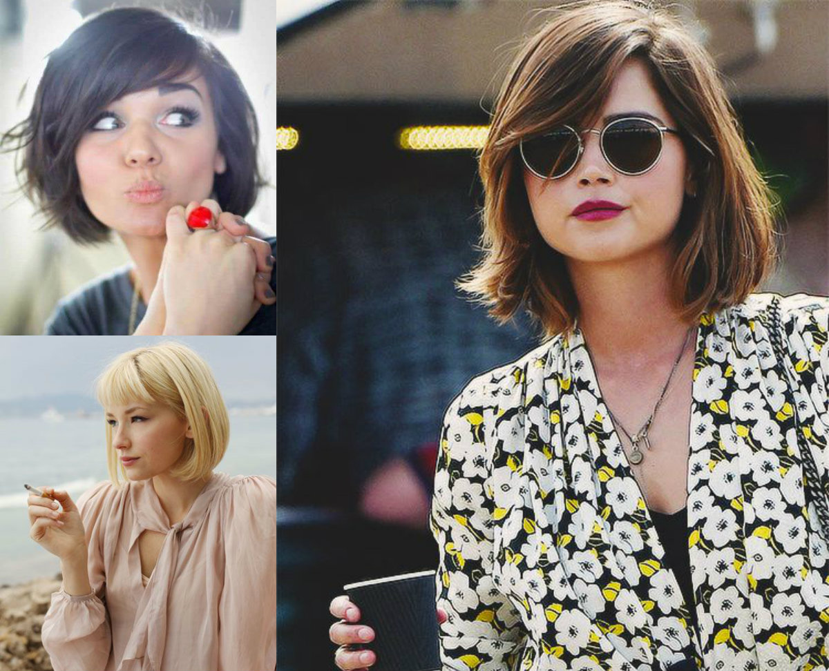 Best Classy Bob Haircuts With Bangs Hairdrome