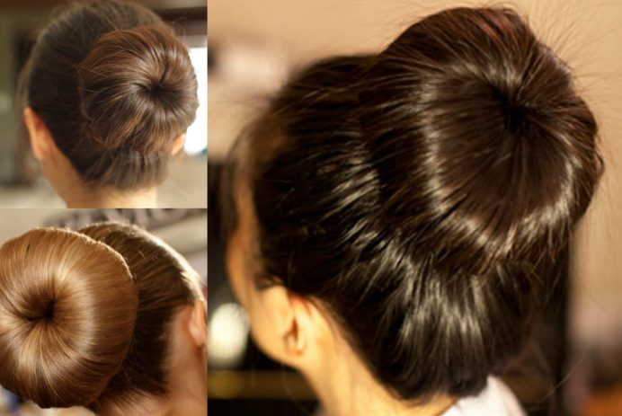 best-donut-bun-hairstyles