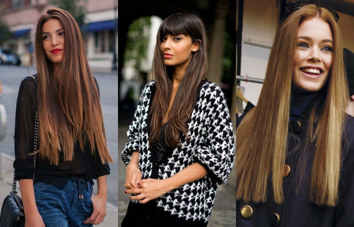 Fantastic Long Straight Hairstyles To Fall In Love With