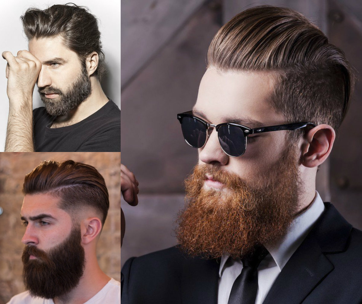 Men\'s Hairstyles & Beards Trends 2017 | Hairstyles, Haircuts and ...
