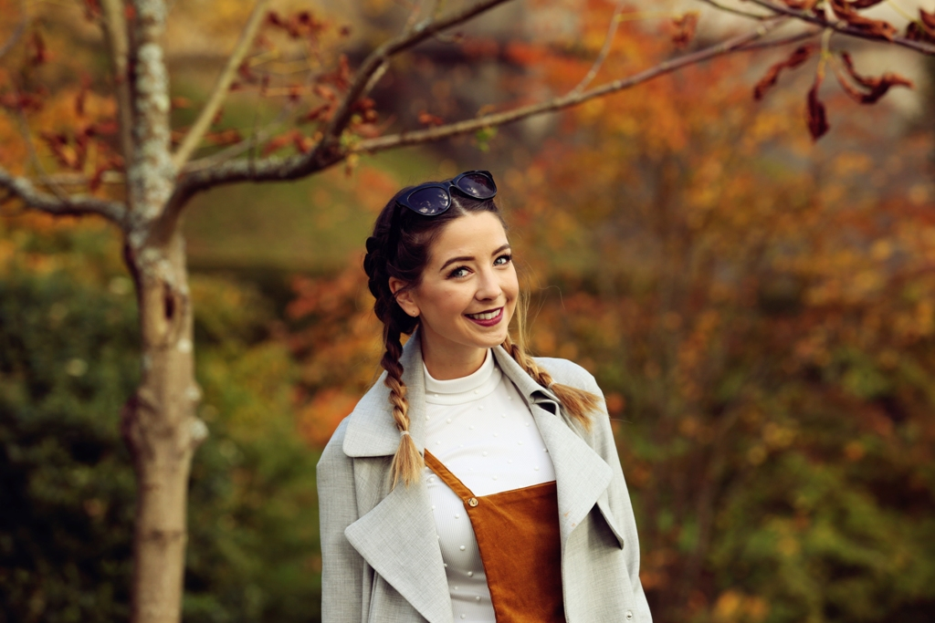 Autumn Braids Hairstyles For The Warmest Looks ...