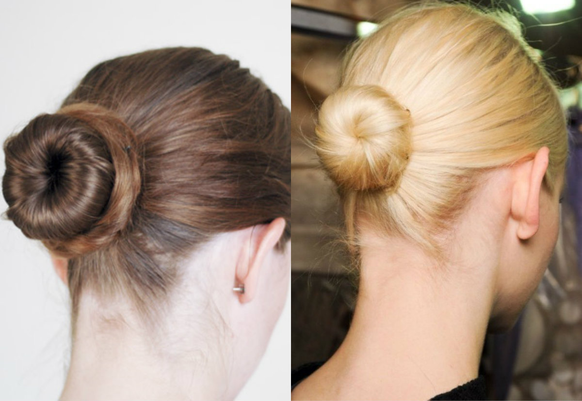 Elegant Ballerina Bun Hairstyles 2017 For Dainty Looks Hairstyles Haircuts And Hair Colors On