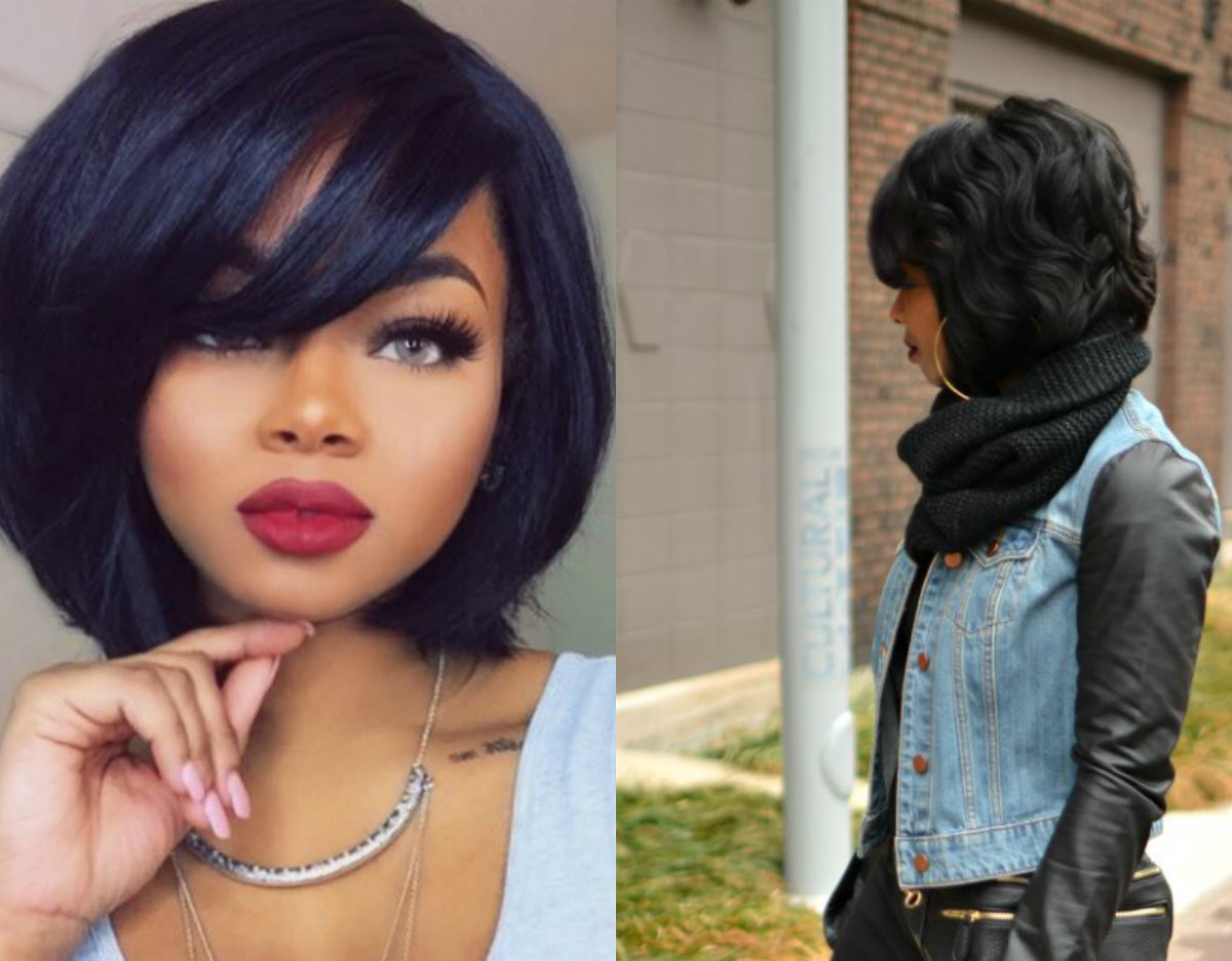 short-black-bob-cuts