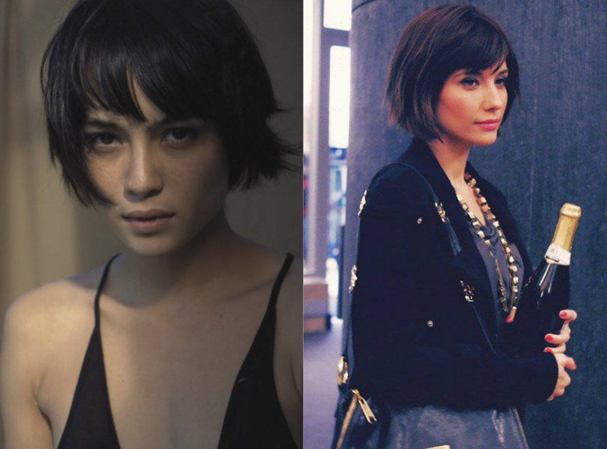 Best Classy Bob Haircuts With Bangs Hairdrome Com