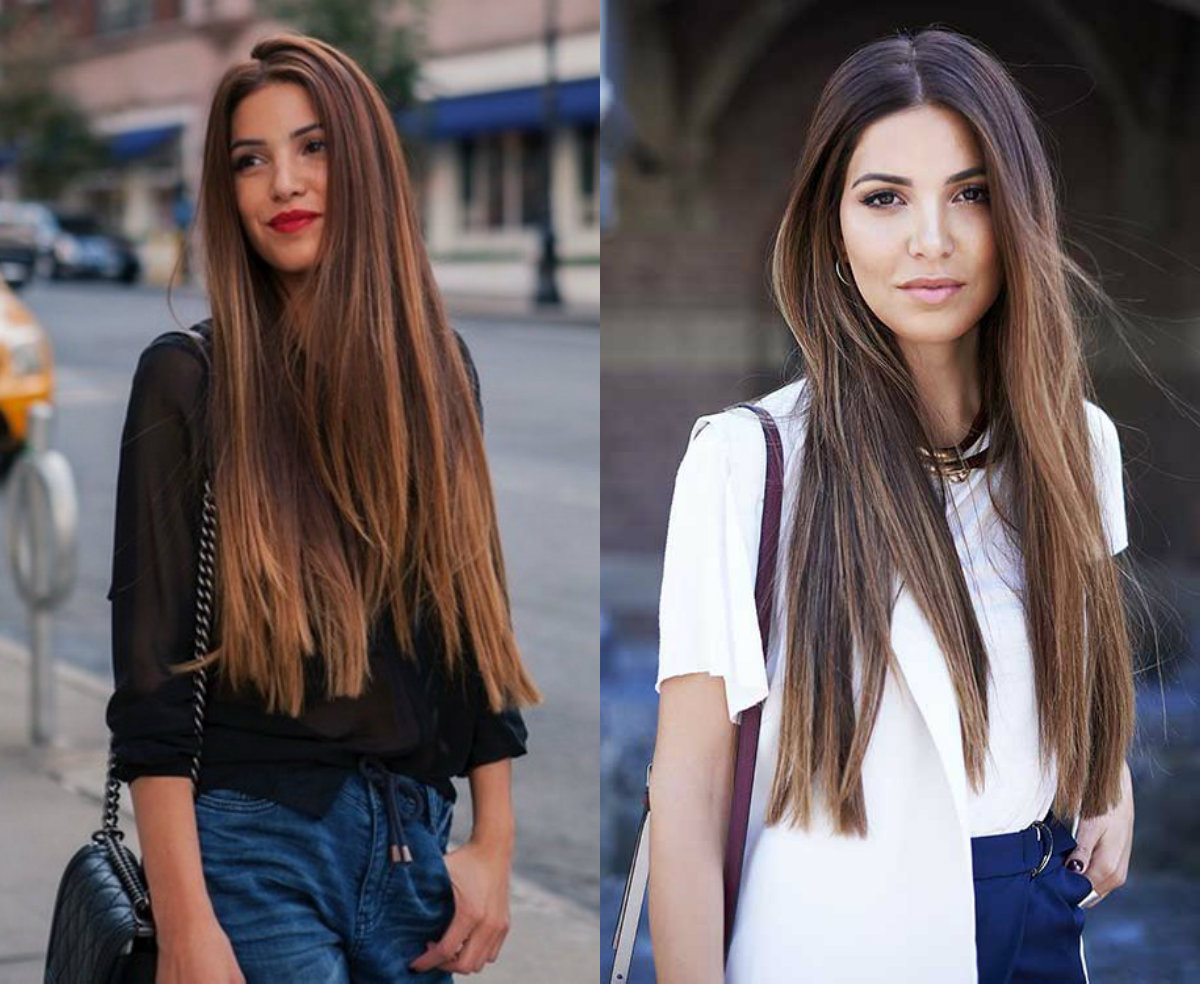 Fantastic Long Straight Hairstyles To Fall In Love With ...