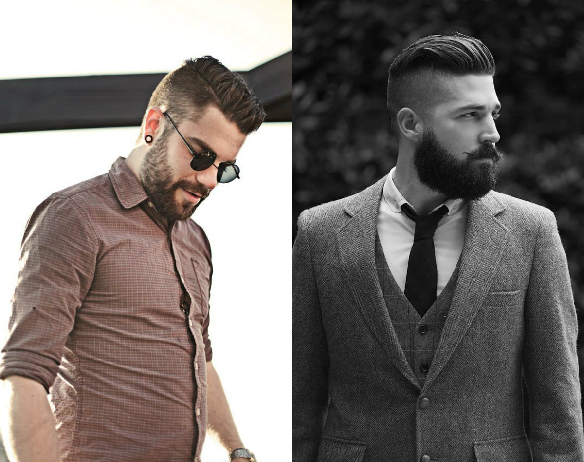 undercut-mens-hairstyles-with-beards-for-2017