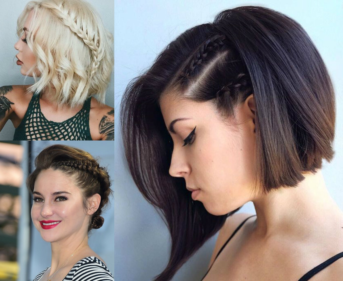 Cutest Braids For Short Hair To Try Today