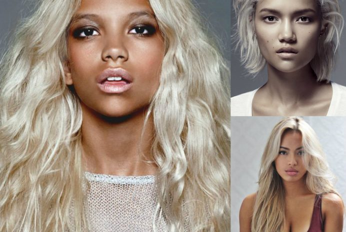 best-platinum-blonde-hair-colors-on-dark-skin