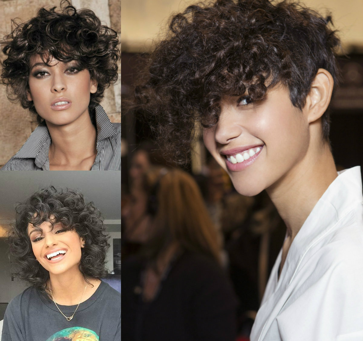 best short curly haircuts Lovely Short Curly Haircuts You Will