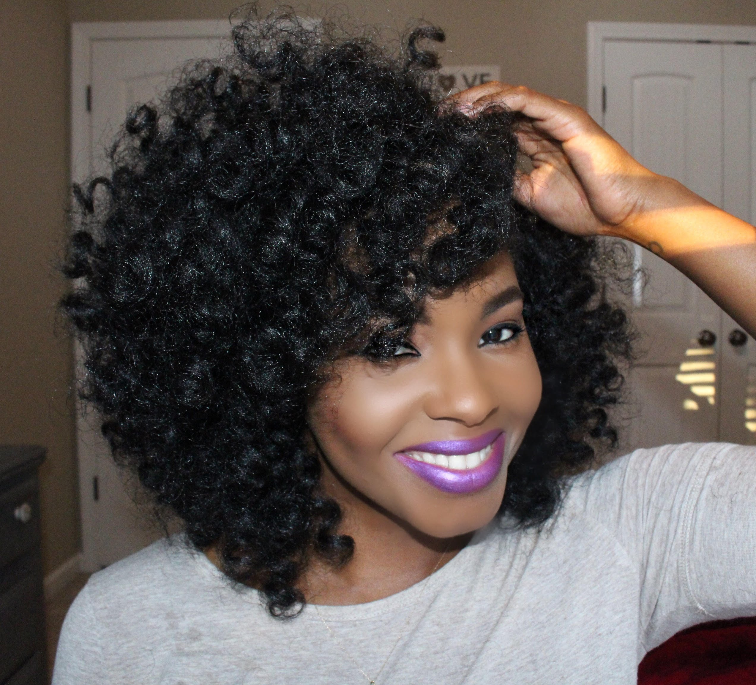 Crochet Braids On Short Hair : Crochet Braids Hairstyles For Lovely Curly Look Hairdrome.com