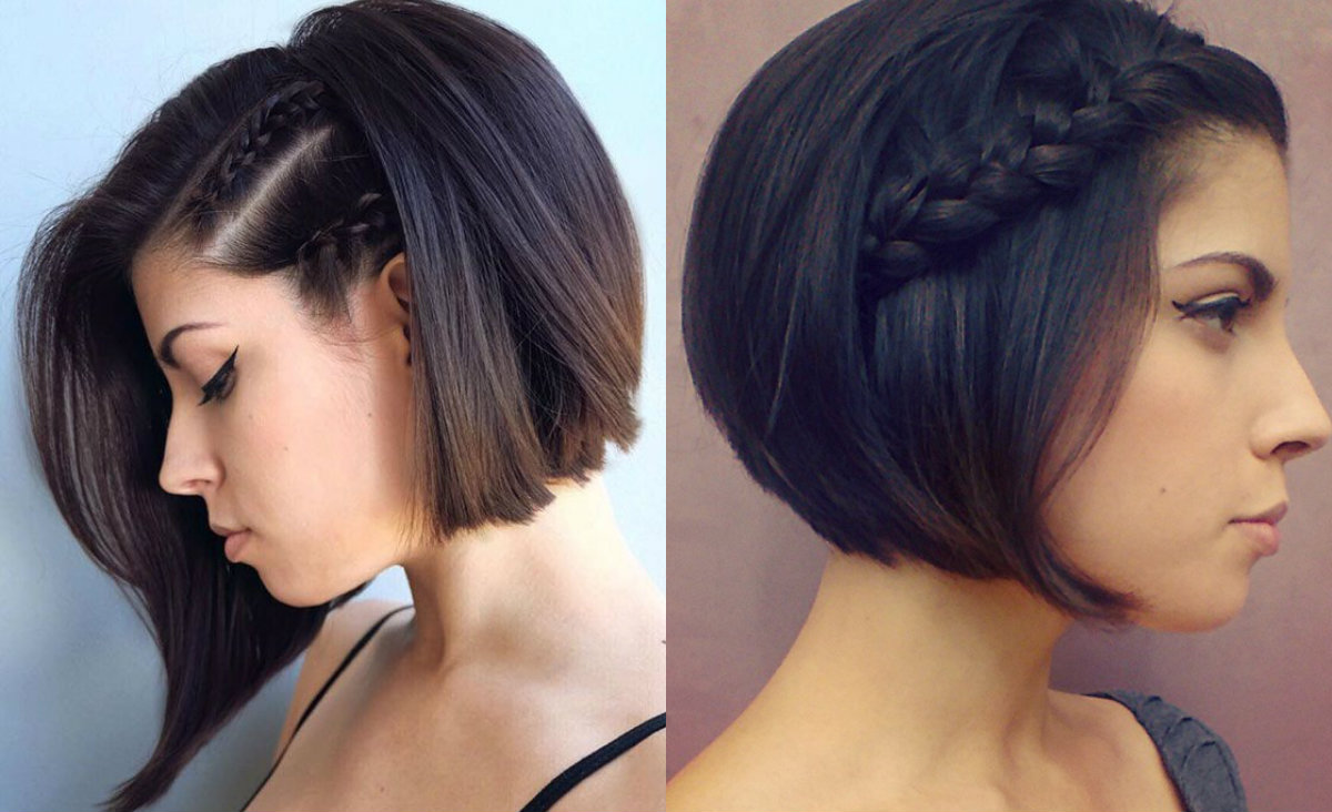 Cutest Braids For Short Hair To Try Today Hairdrome Com