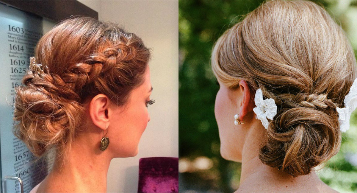 braided-wedding-chignons-2017