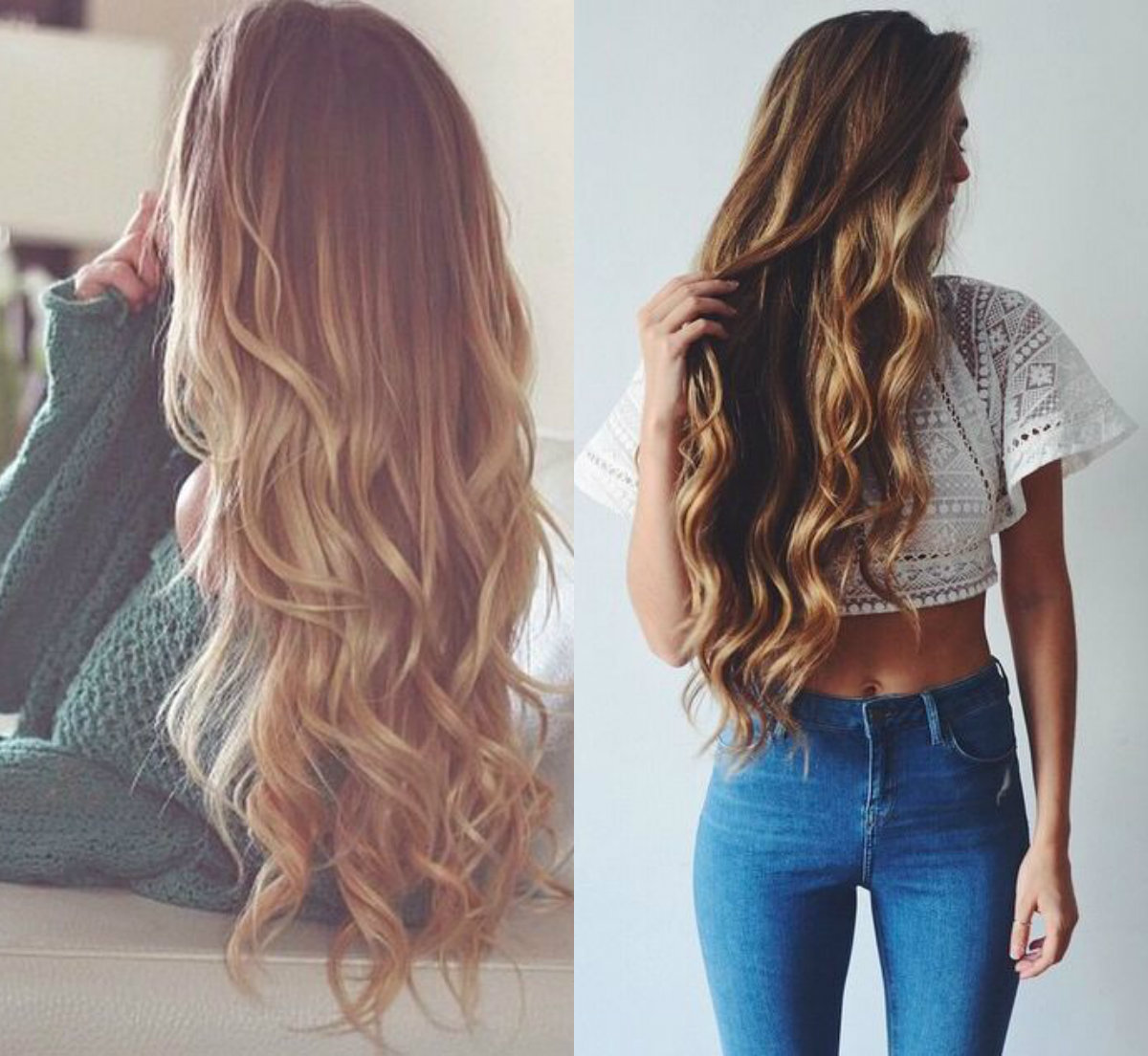 Long Wavy Hairstyles For Any Occasion | Hairdrome.com