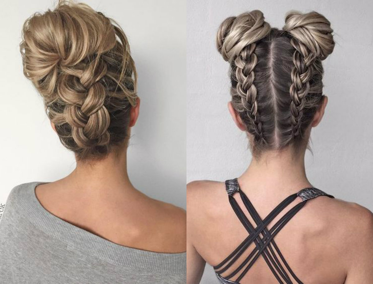 Fairy Tale Braided Updos Worthy Styling Hairdrome