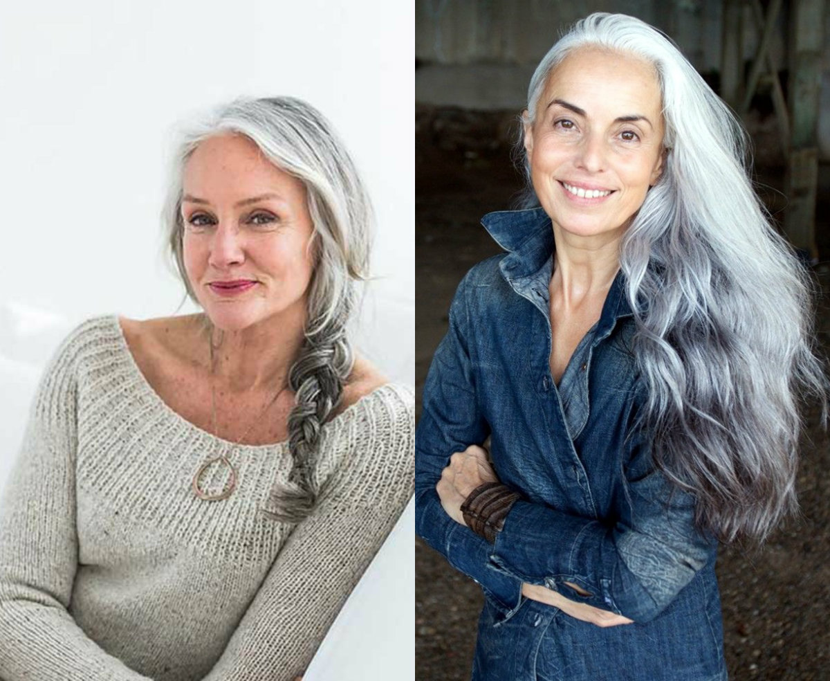 2017 Hairstyles For Older Women