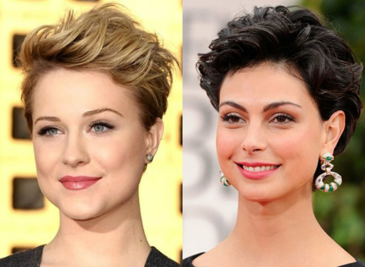 Best Pixie Haircuts For Round Faces 2017
