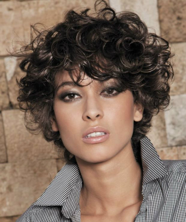 Lovely Short Curly Haircuts You Will Adore | Hairdrome.com
