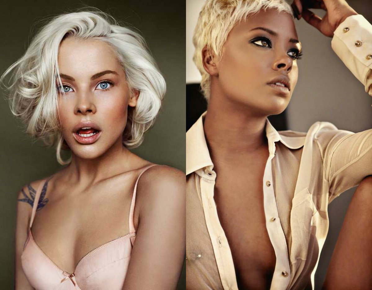 short-ice-blonde-on-dark-skin