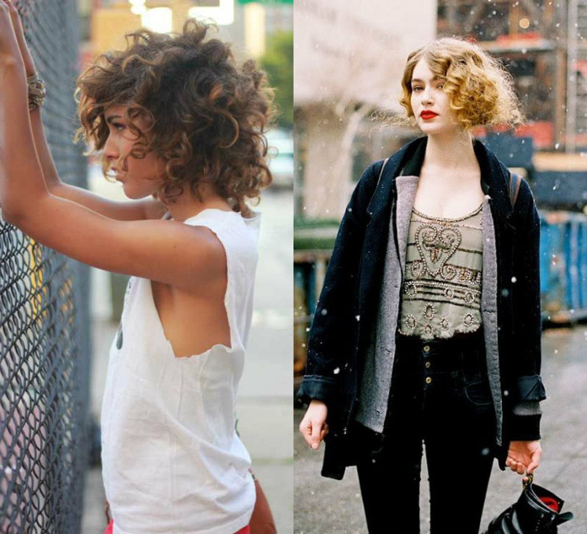 street-style-short-culry-haircuts