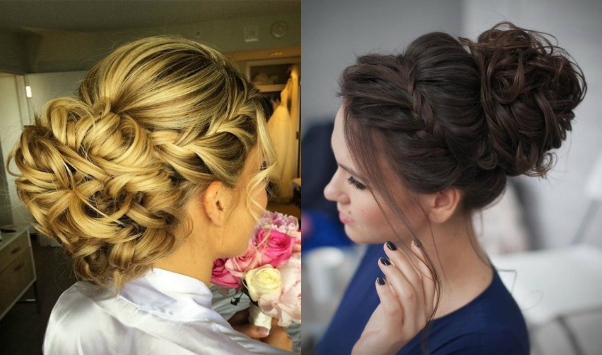 Wedding Hairstyles With Braids: Fairy Tale Braided Updos 2017 Worthy Styling