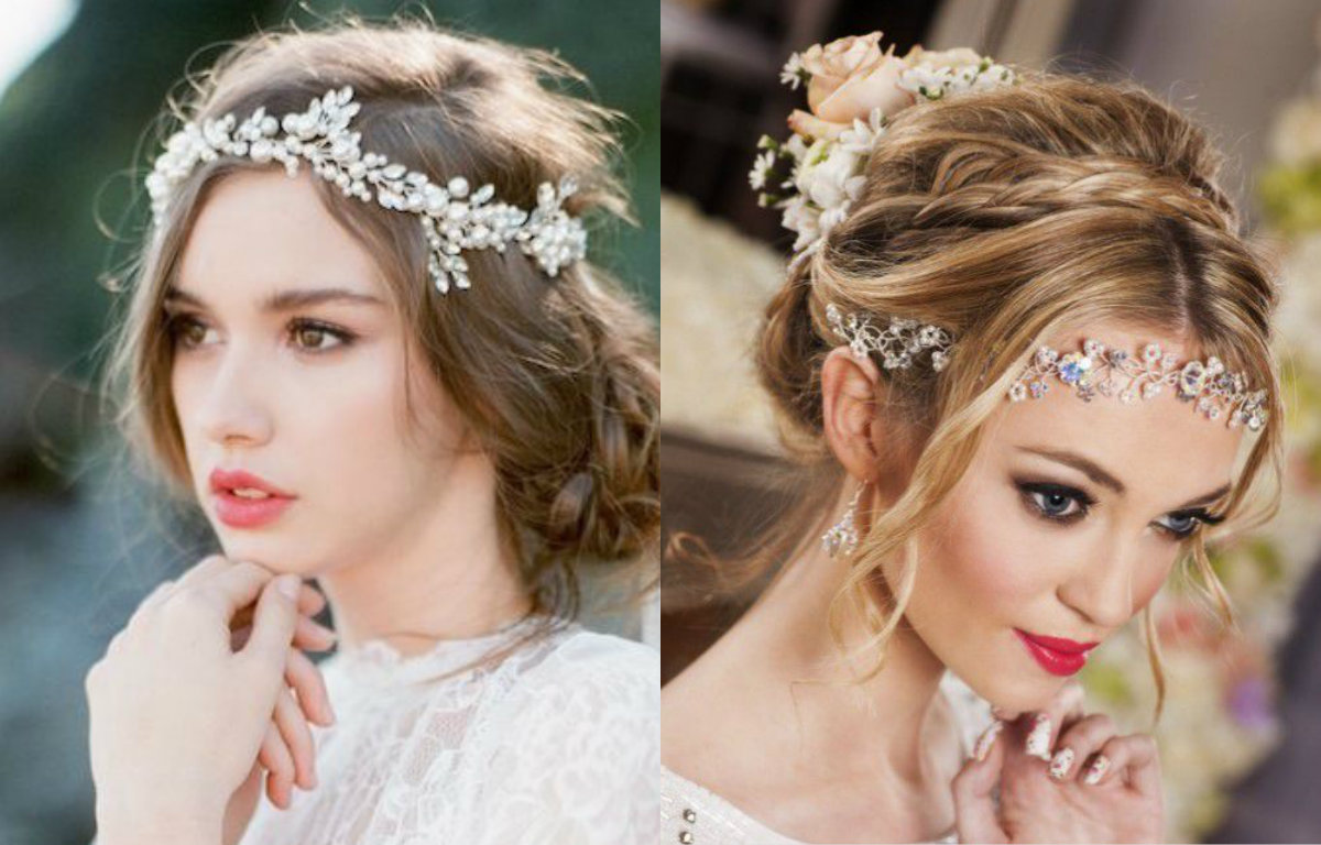 wedding-low-bun-hairstyles-with-jewel-headbands-2017