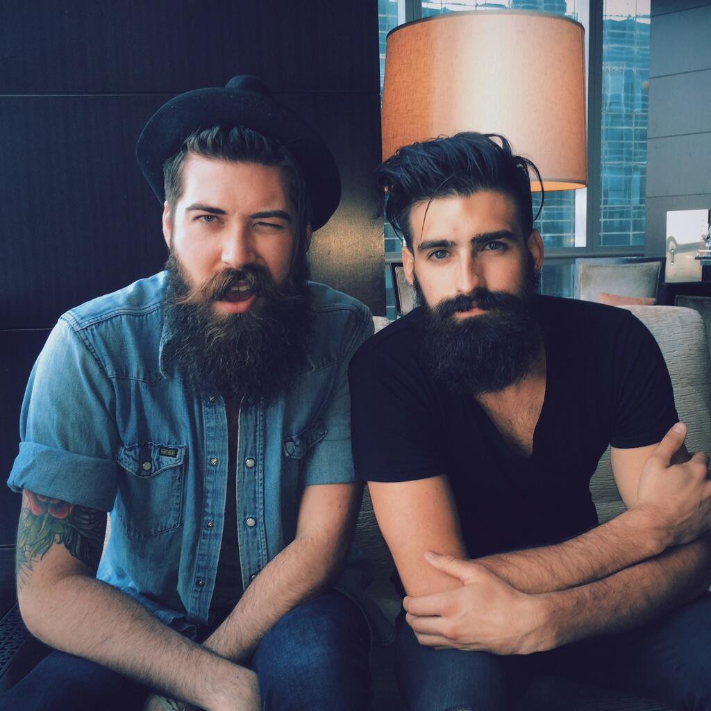 Best Beards And Undercut Hairstyles For Men 2017