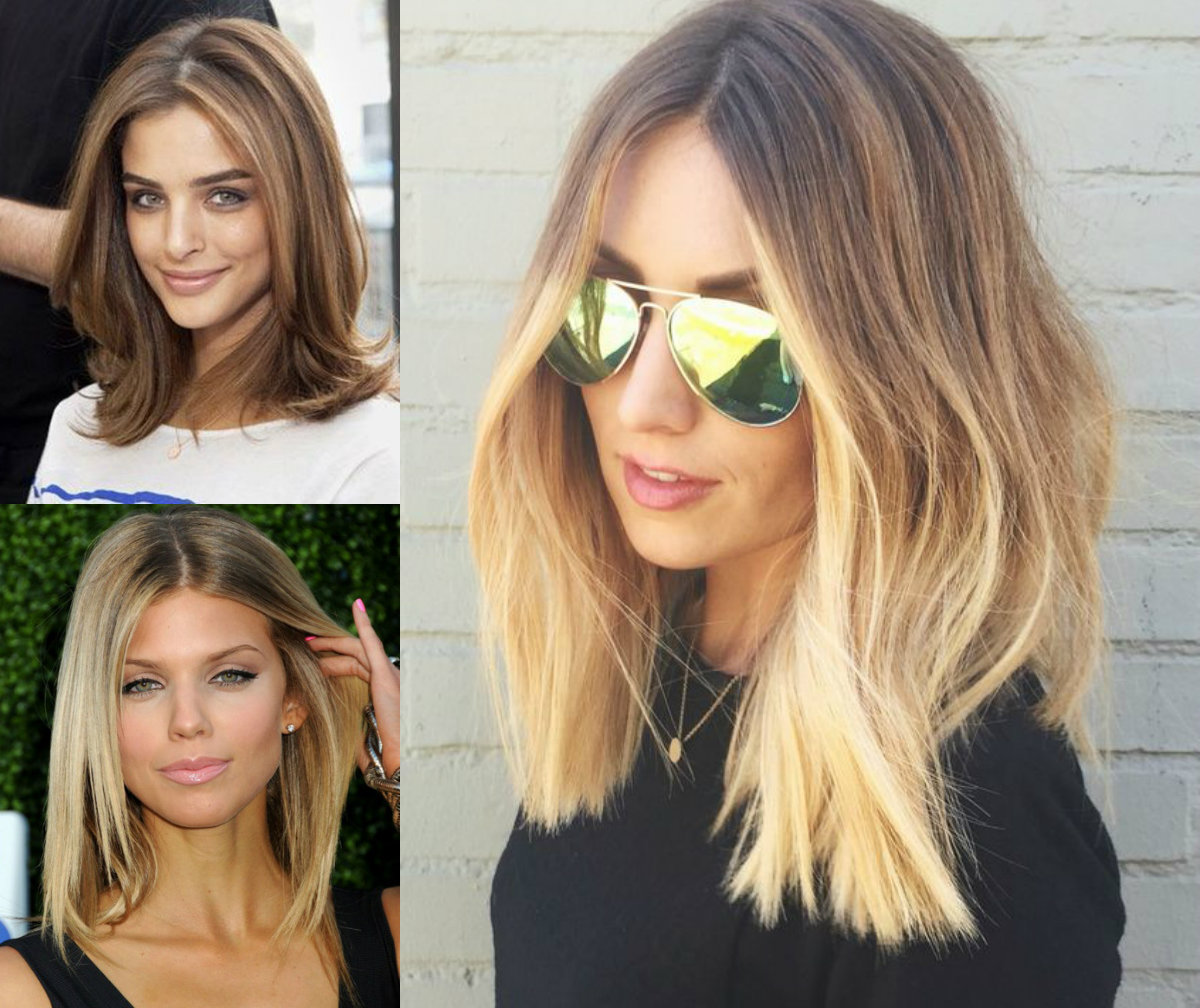 Best Mid Length Hairstyles 2017