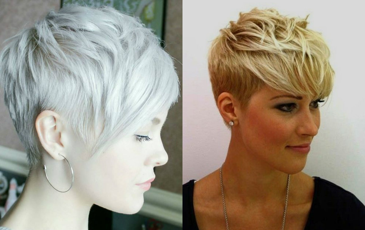 Amazing Short Haircuts 2019 Round Face  Style Amp Hairstyles Amp Fashion