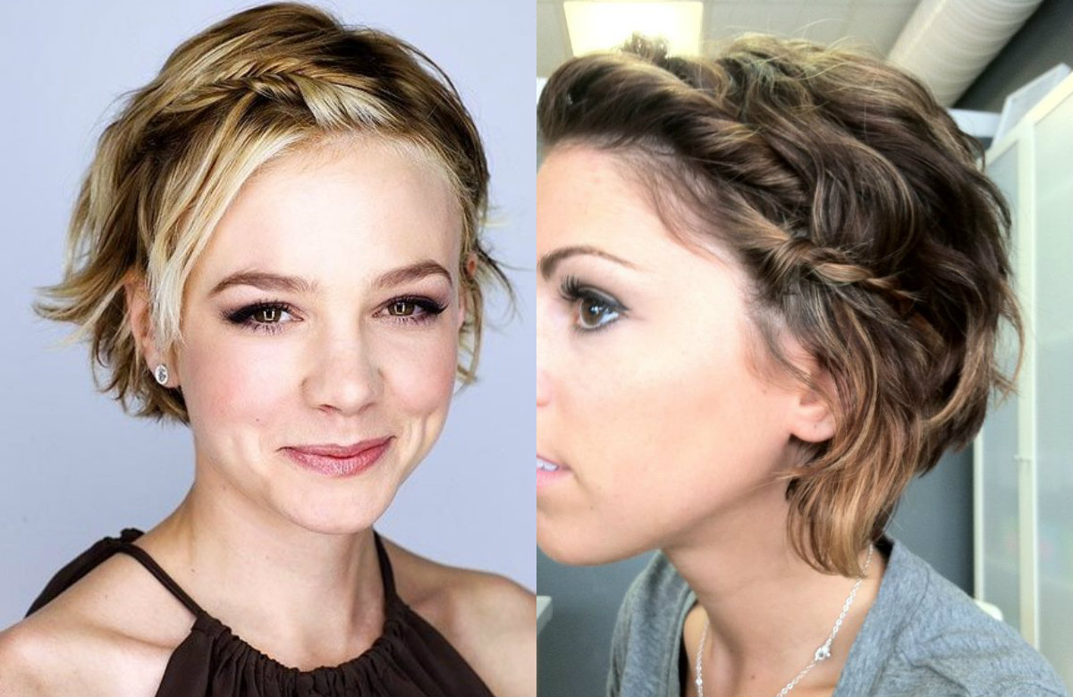 38 stunning party hairstyles that'll put you in the party mood Top party hairstyles for medium hair this festive season For party-worthy hair, I never leave the house without a final spritz of the VO5 Classic Styling High Volume Hairspray.