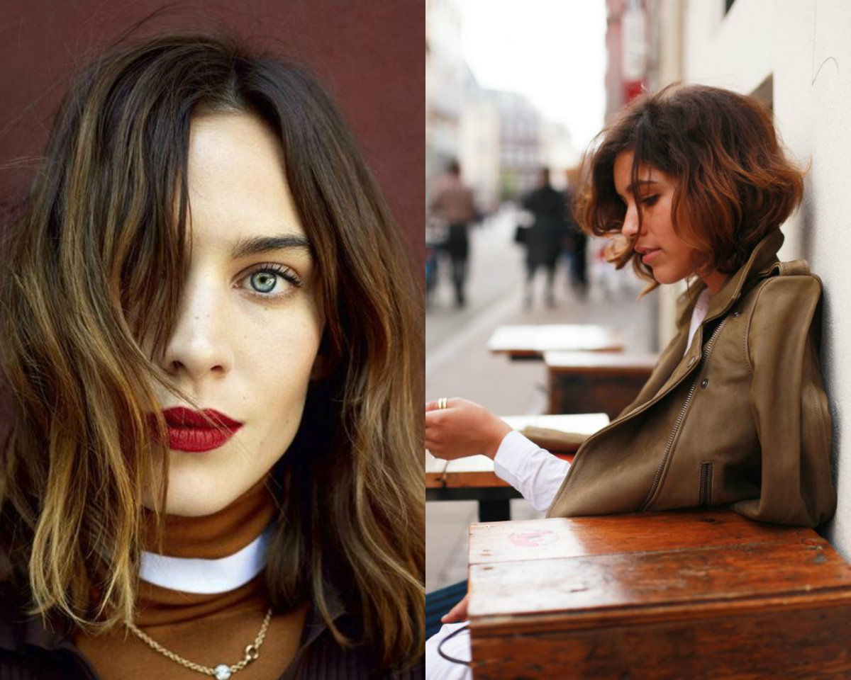 Hairstyles 2017 Brunette : Follow The Trend: Wavy Bob Hairstyles 2017 Hairdrome.com