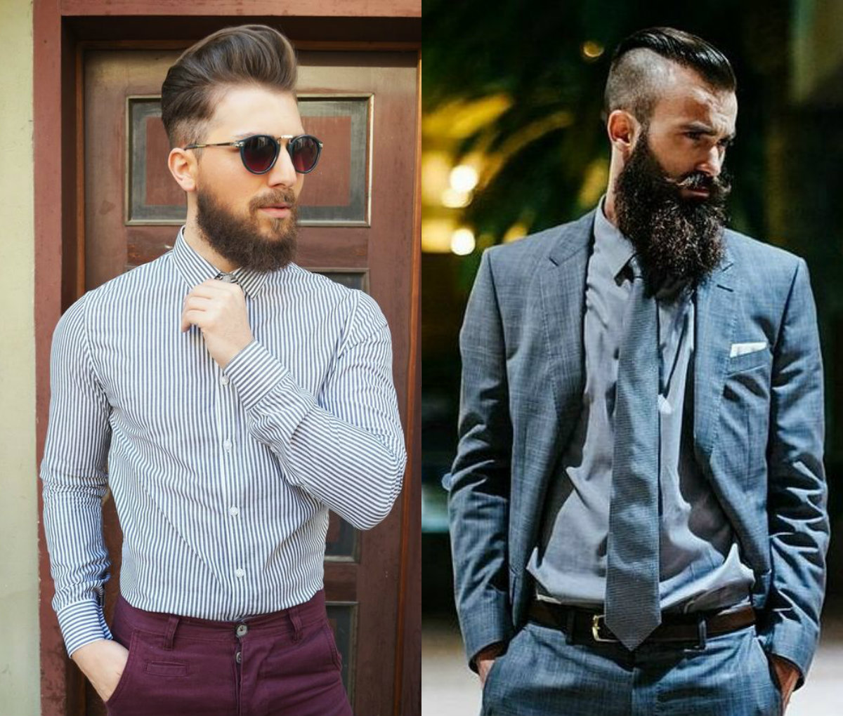 business-style-undercut-beard-mens-hairstyles-2017