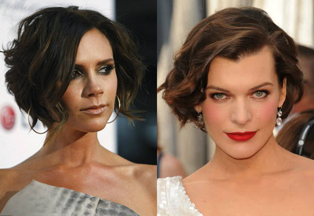 Celebrity Bob Hairstyles: 20 Fabulous Short Bob Haircuts ...