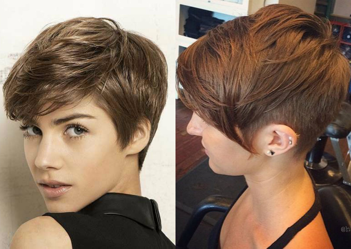 Vibrant Layered Pixie Haircuts 12  Hairdrome.com