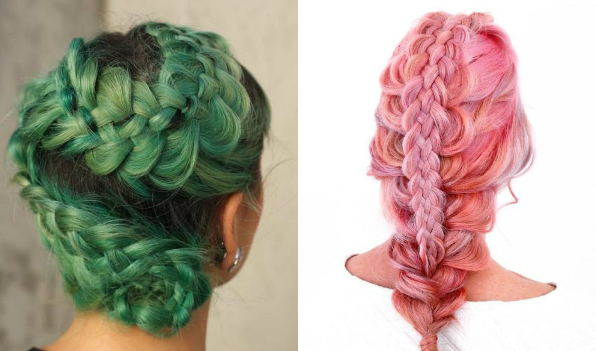 Adorable 5 Strand Braid Hairstyles In Easy Way
