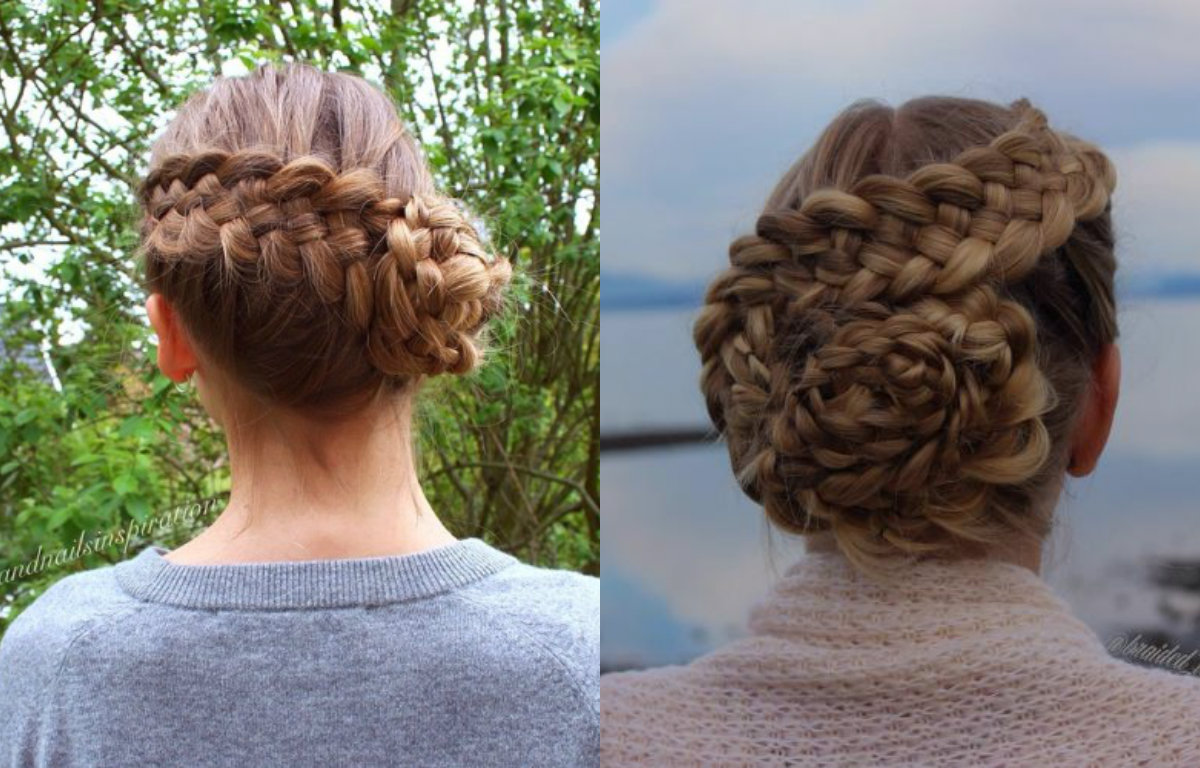 5 Hairstyles: Adorable 5 Strand Braid Hairstyles In Easy Way