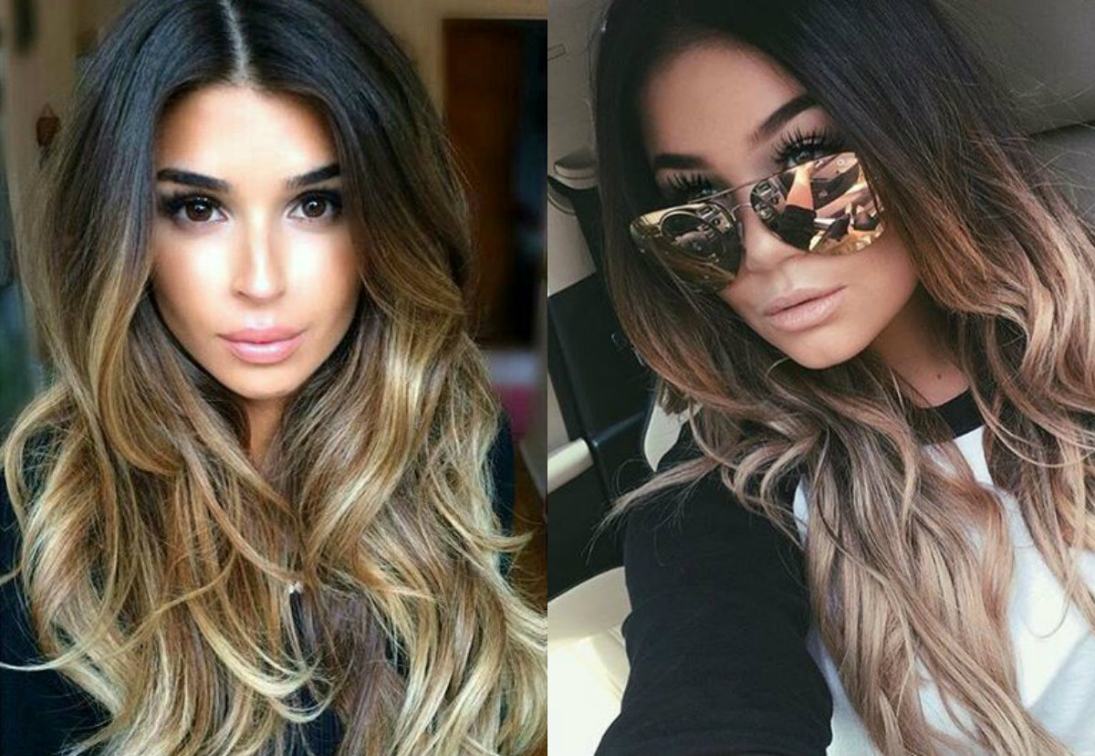 gorgeous-brunette-hair-colors-with-highlights