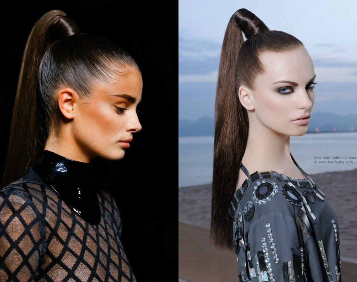 high-sleek-ponytails-party-hairstyles-2017
