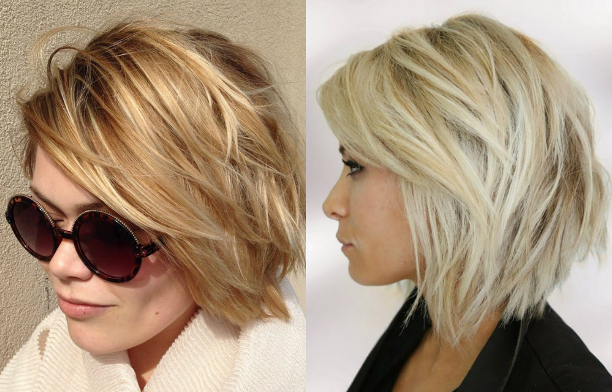 layered bob cuts