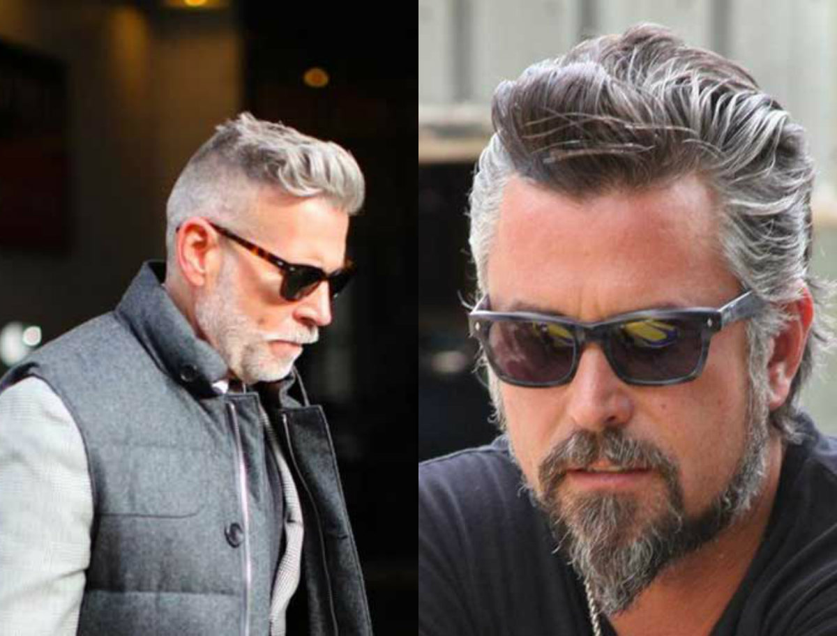 Hairstyles 2017 Medium Hair Mens : Best Older Mens Hairstyles 2017 Hairdrome.com