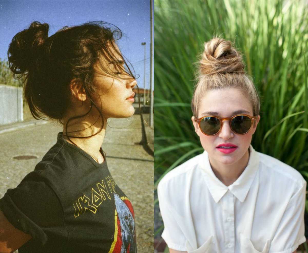 perfect-top-knots-hairstyles