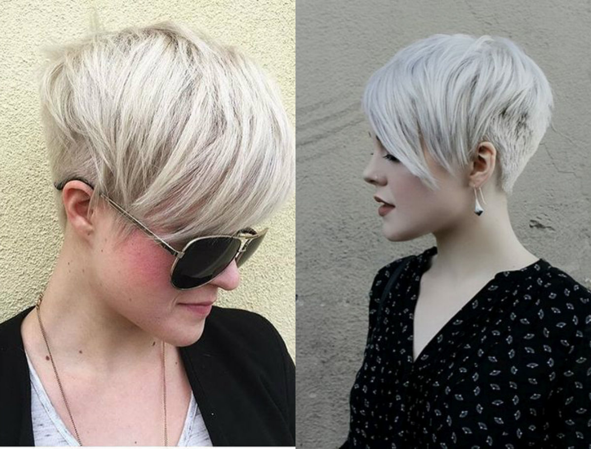 Vibrant Layered Pixie Haircuts 2017 Hairdrome Com